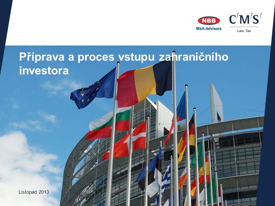 Představení kanceláří CMS - 56 kanceláří (nedávné otevření kanceláře v Turecku) > 2800 právníků - 50 měst > 5000 zaměstnanců - 31 zemí > 750 partnerů Roční obrat 838 milionů eur (2012)