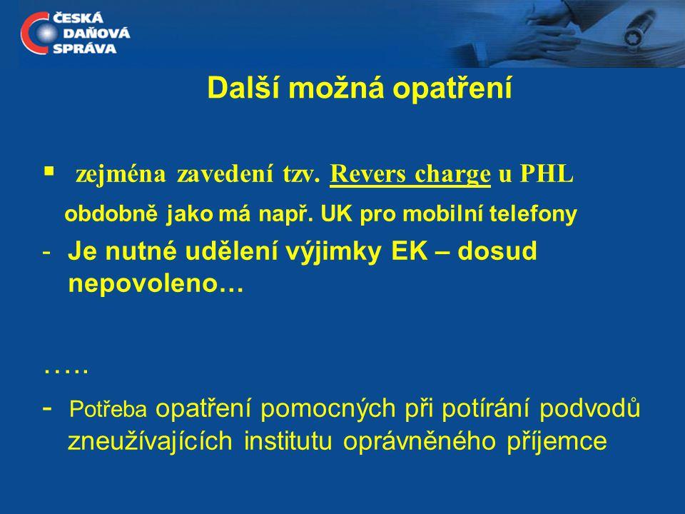 Aktivních 1673 záznamních povinnosti Za období 01/2011 - 08/2011 celkem doměřeno cca 1,9 mld Kč (79,2 mil.