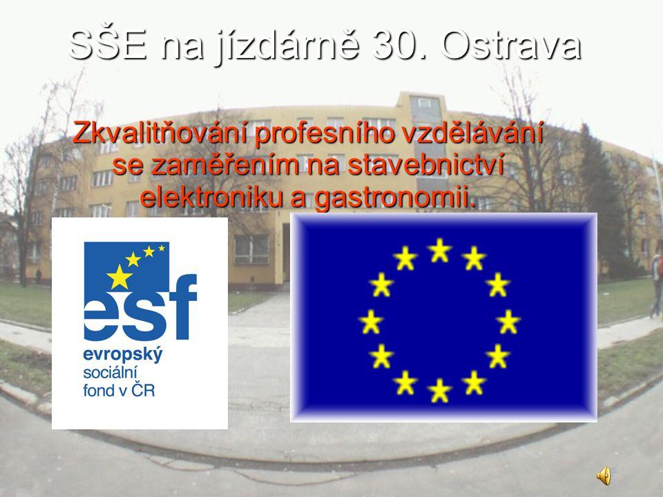 SŠE na jízdárně 30.Ostrava 1.