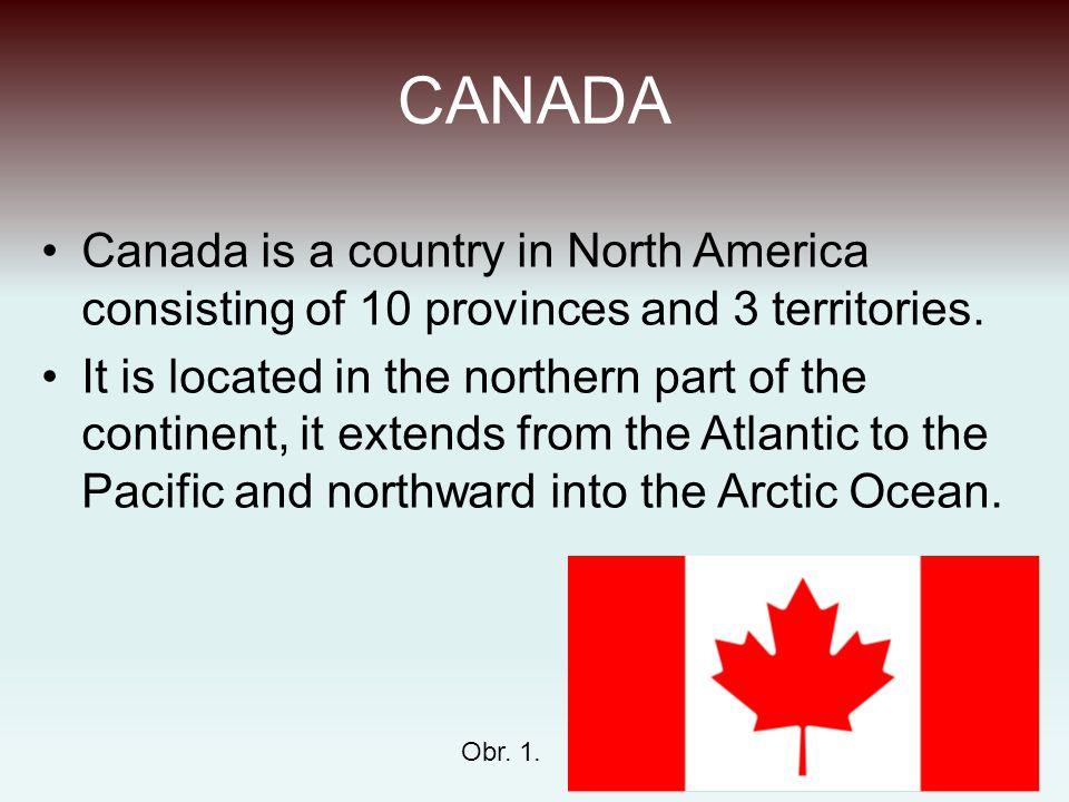 CANADA Obr. 2.