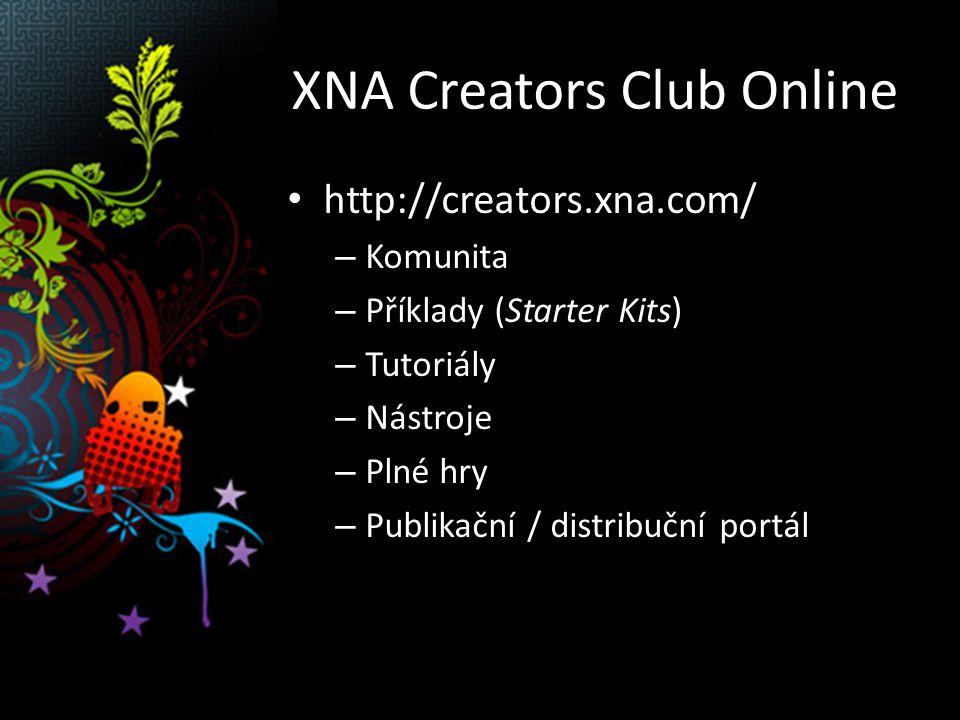 XNA Creators Club Online