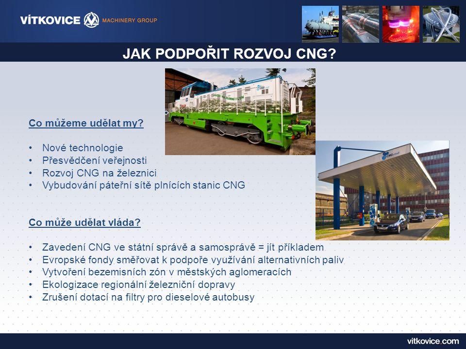 VYSOKOTLAKÉ OCELOVÉ LAHVE A JEJICH APLIKACE Aplikace ocelových lahví = zásobníkové systémy, kontejnerové zásobníky a trajlerové vozy Využití pro uskladnění a přepravu CNG: tzv.