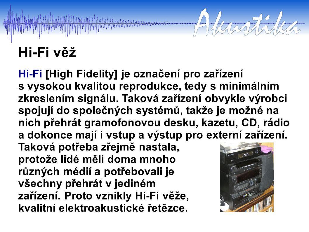 Magnetofon Úkol č.26: Pokuste se zjistit, kdy byl sestrojen první magnetofon.