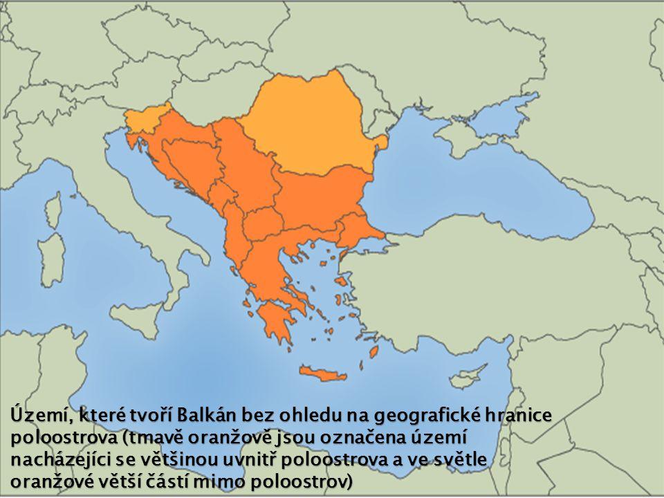  Na Balkáně žije kolem 55 milionů obyvatel, kteří se hlásí k mnoha různým kulturám a mluví mnoha různými jazyky Mezi nejvýznamnější balkánské národnosti patří: Mezi nejvýznamnější balkánské národnosti patří: Řekové (10 milionů) Řekové (10 milionů) Turci (9 milionů v evropské části Turecka) Turci (9 milionů v evropské části Turecka) Srbové (8,5 milionů) Srbové (8,5 milionů) Bulhaři (7 milionů) Bulhaři (7 milionů) Albánci (5,5 milionů) Albánci (5,5 milionů) Chorvati (5,5 milionů) Chorvati (5,5 milionů) Bosňáci (2 milionů) Bosňáci (2 milionů) Makedonci (1,4 milionů) Makedonci (1,4 milionů) Černohorci (260 000) Černohorci (260 000)