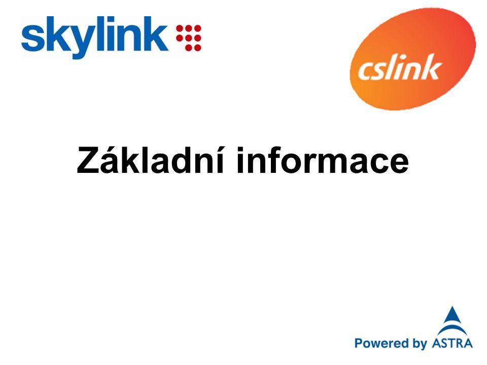 obě značky zůstávají – CS Link i Skylink Skylink pro náročnější (HDTV), CS Link pro cenově citlivé zákazníky (flexibilní cenová politika) žádná revoluční změna obchodních modelů programové nabídky obou platforem zachovány sjednocení cen karet spolupráce v marketingu, společné kampaně zachována stávající organizační struktura obou platforem, zahájeny práce na novém modelu Základní informace