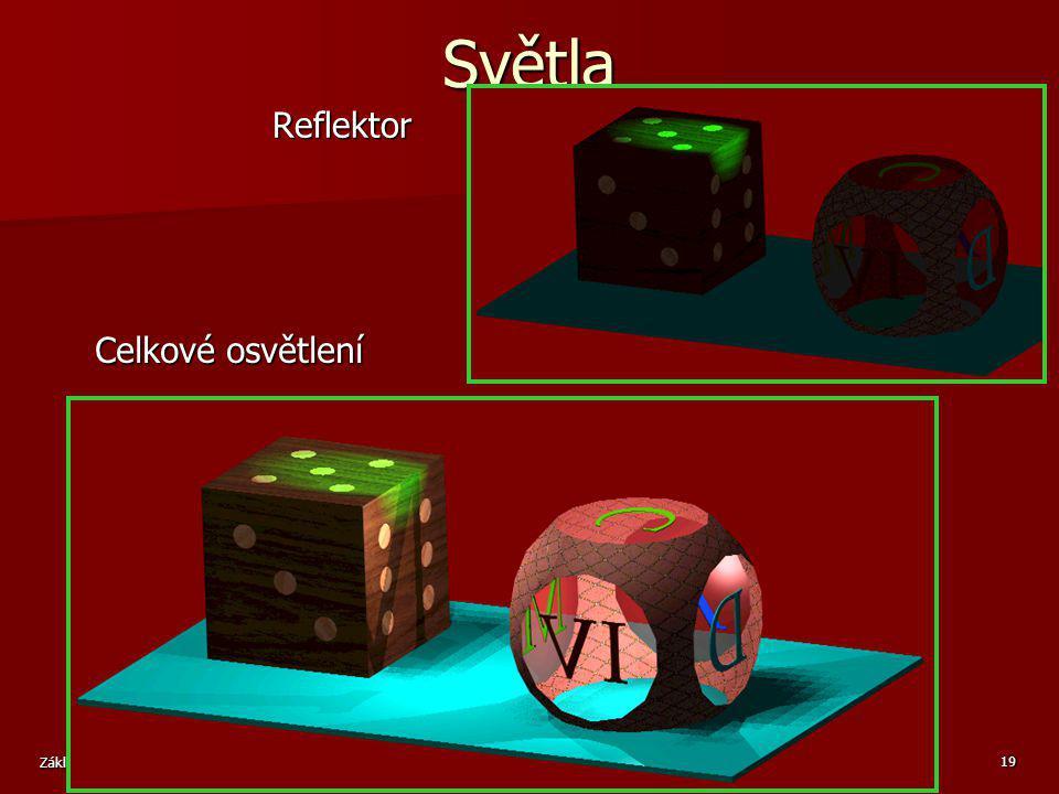 Základy počítačové grafiky, Helena Novotná, podzim 2013 20 Render Rendering Rendering tvorba reálného prostorového obrazu na základě počítačového modelu.