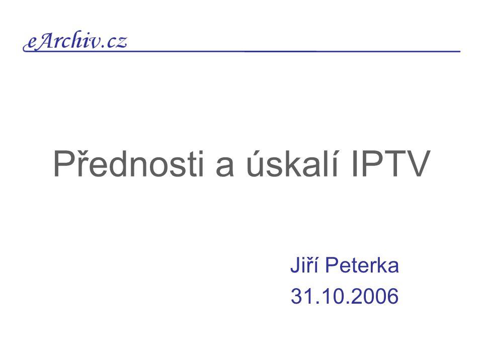 IPTV over …..