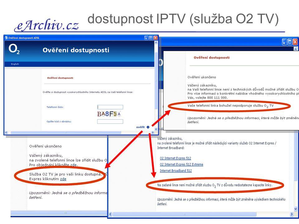 otázky do diskuse co považujete za největší přednost IPTV.