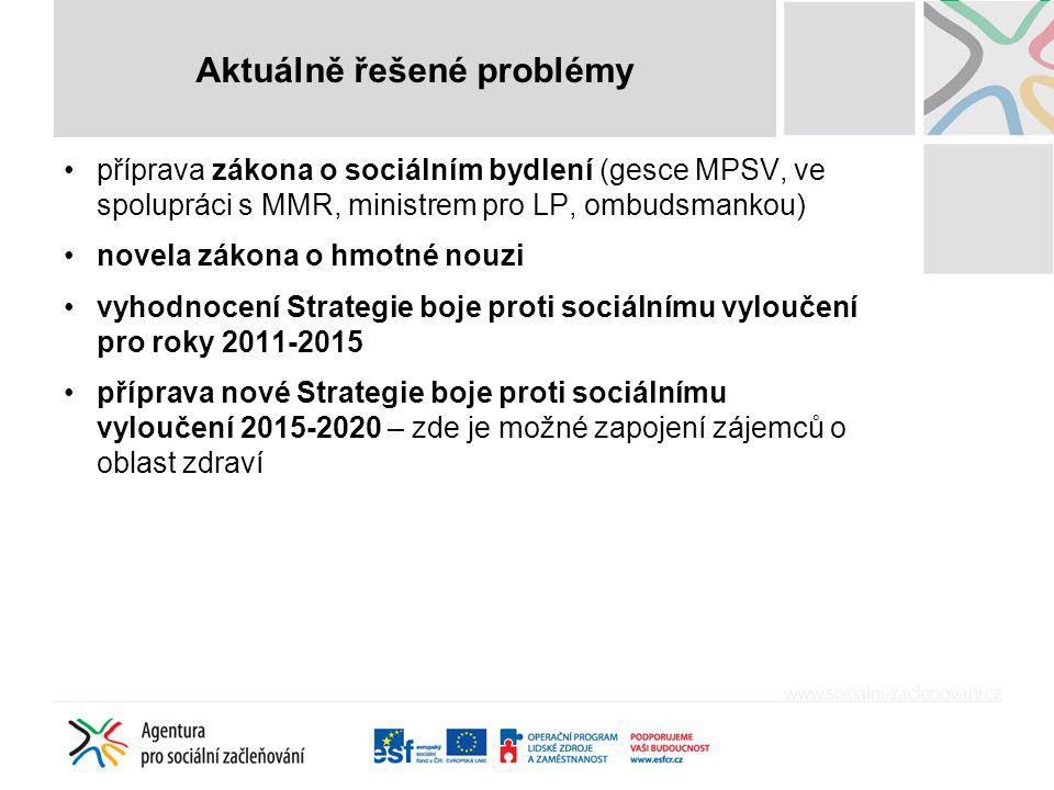 Děkuji za pozornost! Václav Zeman zeman.vaclav@vlada.cz www.socialni-zaclenovani.cz