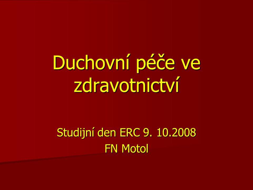 Jednotka klinické pastorační péče VFN Praha a 1.LF UK MUDr. Mgr. Marie Opatrná, Ph.D.