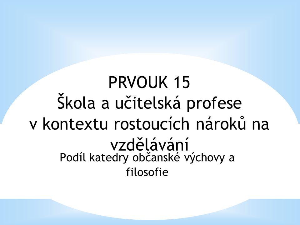 vedoucí řešitelského kolektivu doc.PhDr. Naděžda Pelcová, CSc.