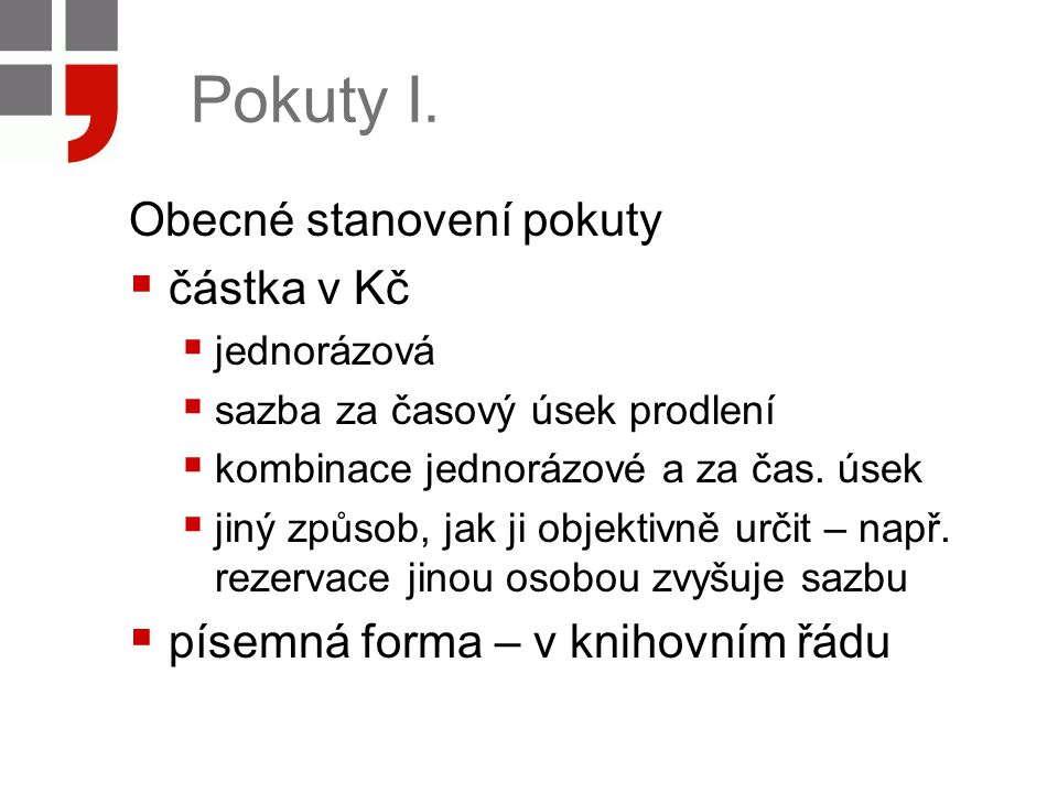 Pokuty II.