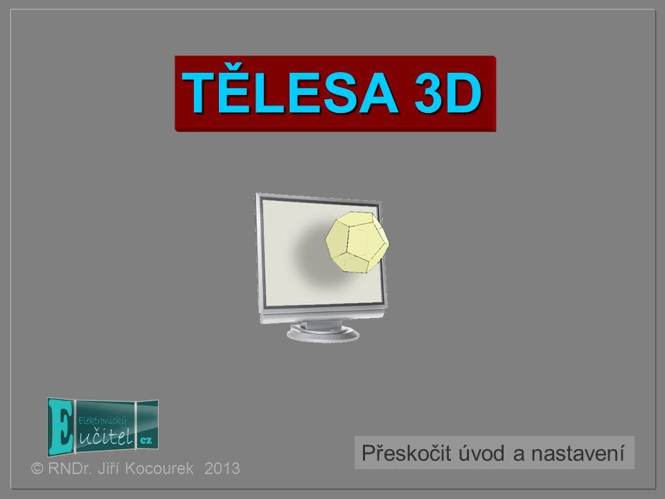 Úvod Jak zobrazit trojrozměrné geometrické objekty, máme-li k dispozici pouze dvojrozměrnou obrazovku monitoru.