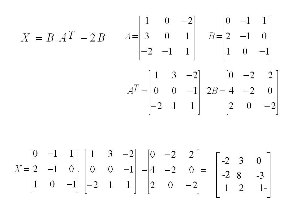 Hodnost matice 1 -1 0 1 0 3 1 -1 0 1 0 1 -1 0 1 h(B)=2.