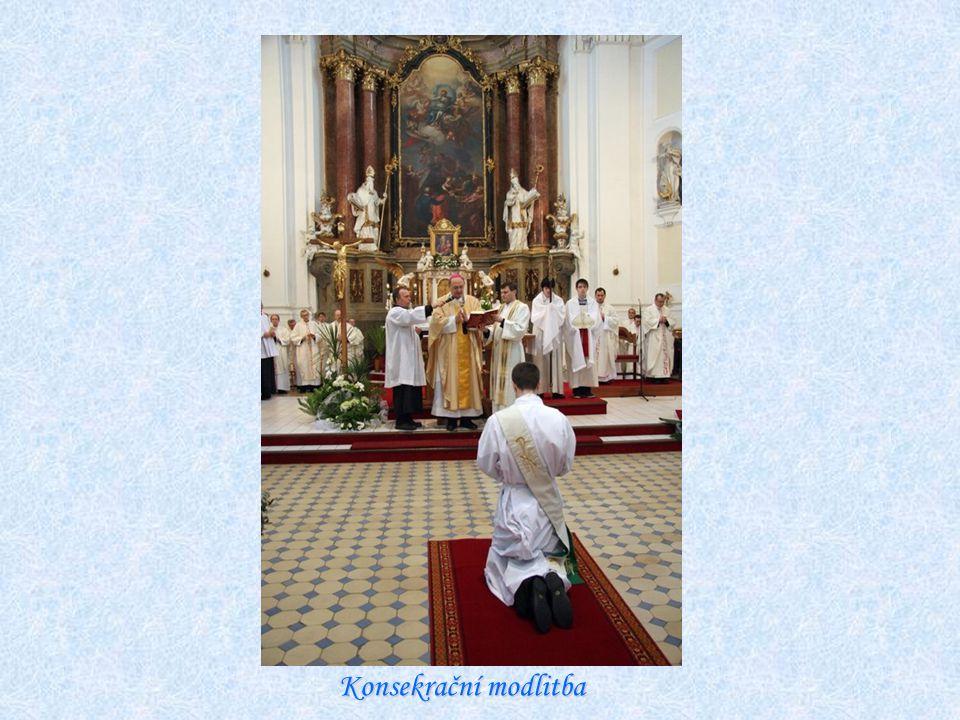 Konsekrační modlitba