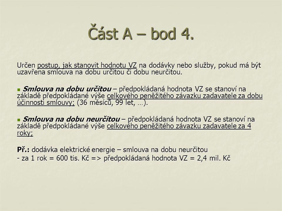 Část A – bod 17.