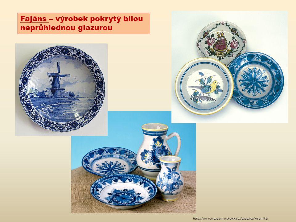 Terakota – má hnědooranžovou barvu, je využívána k výrobě keramiky, vodovodů, dekorací staveb http://cs.wikipedia.org/wiki/Soubor:Hanuman_in_Terra _Cotta.jpg http://cs.wikipedia.org/wiki/Soubor:Xian_museum.jpg http://www.obrazky.cz/