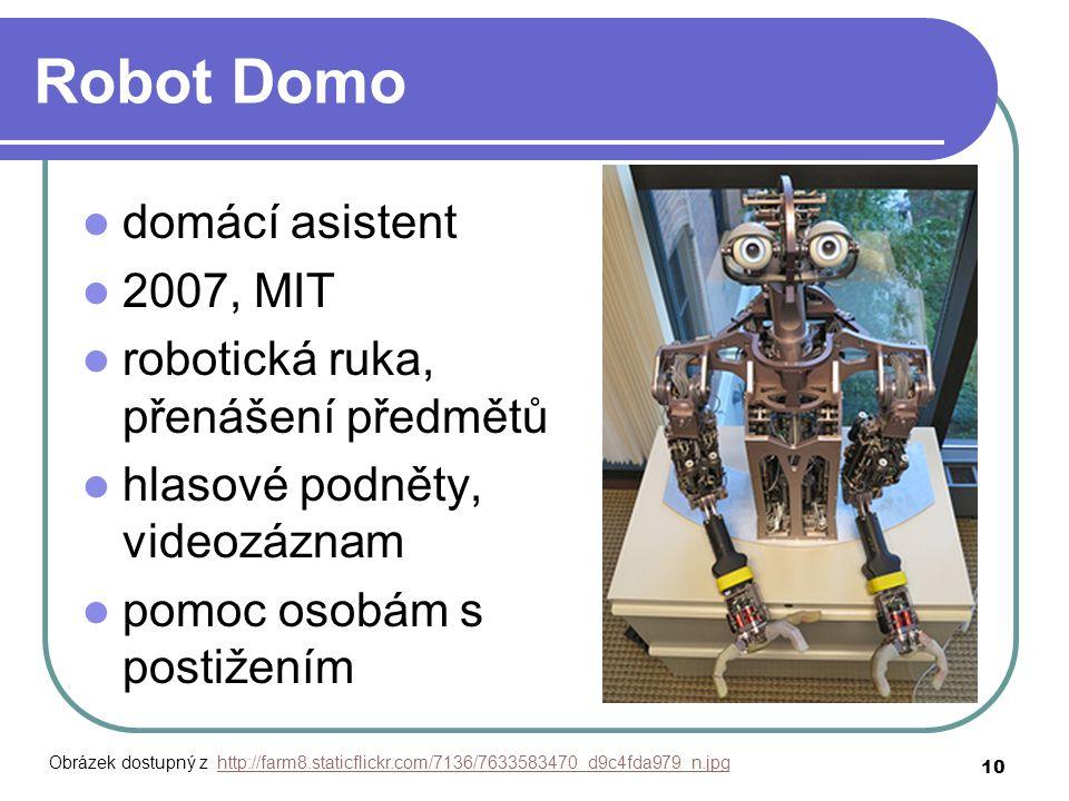 Ostatní… robotické programovatelné vozítka Lego Mindstorms Merkur Výuka robotika.cz 11 Obrázek dostupný z http://upload.wikimedia.org/wikipedia/commons/8/8c/Lego_Mindstorms_Nxt-FLL.jpghttp://upload.wikimedia.org/wikipedia/commons/8/8c/Lego_Mindstorms_Nxt-FLL.jpg