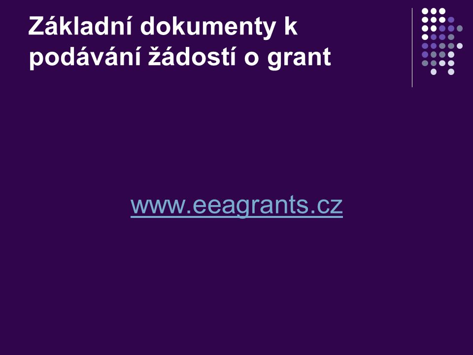 Ministerstvo kultury Centrální orgán s gescí kulturního dědictví Indikativní finanční alokace pro individuální projekty a programy pro rok 2005 činí 3,000 mil.