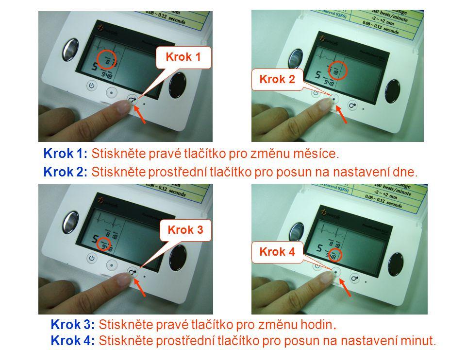 Krok 1: Kvůli odstranění nečistot a mastnoty si prosím umyjte svoje ruce mýdlem a vodou.
