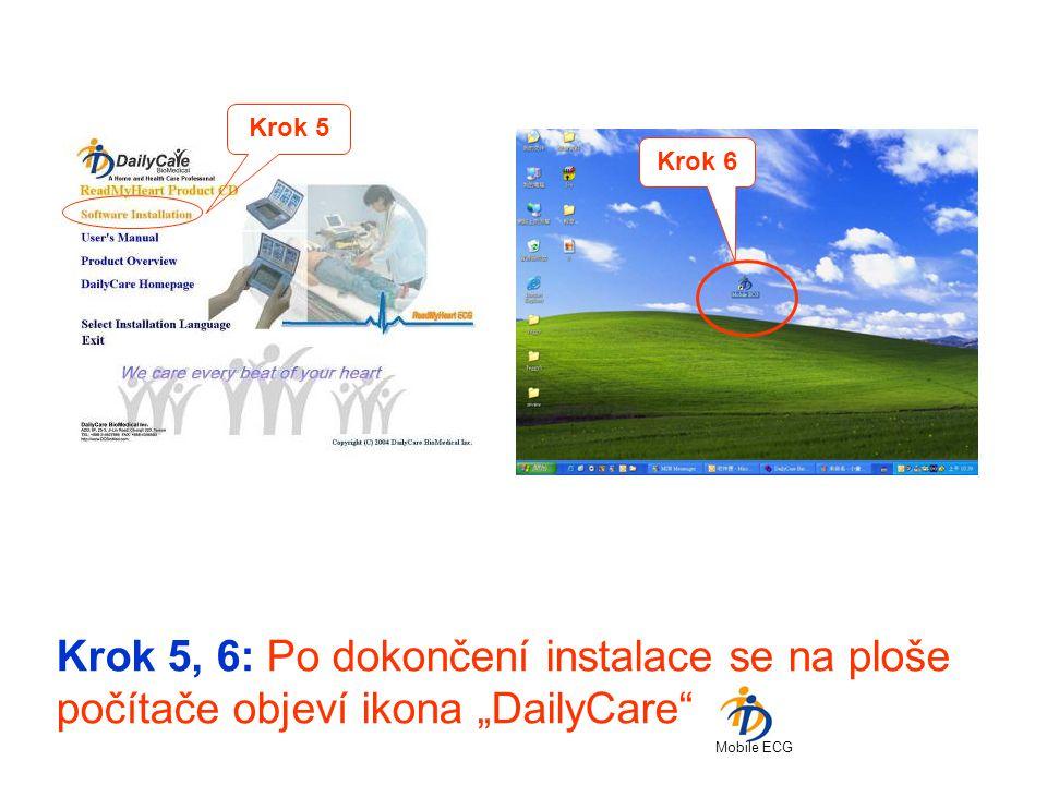 II. Ovládání přístroje
