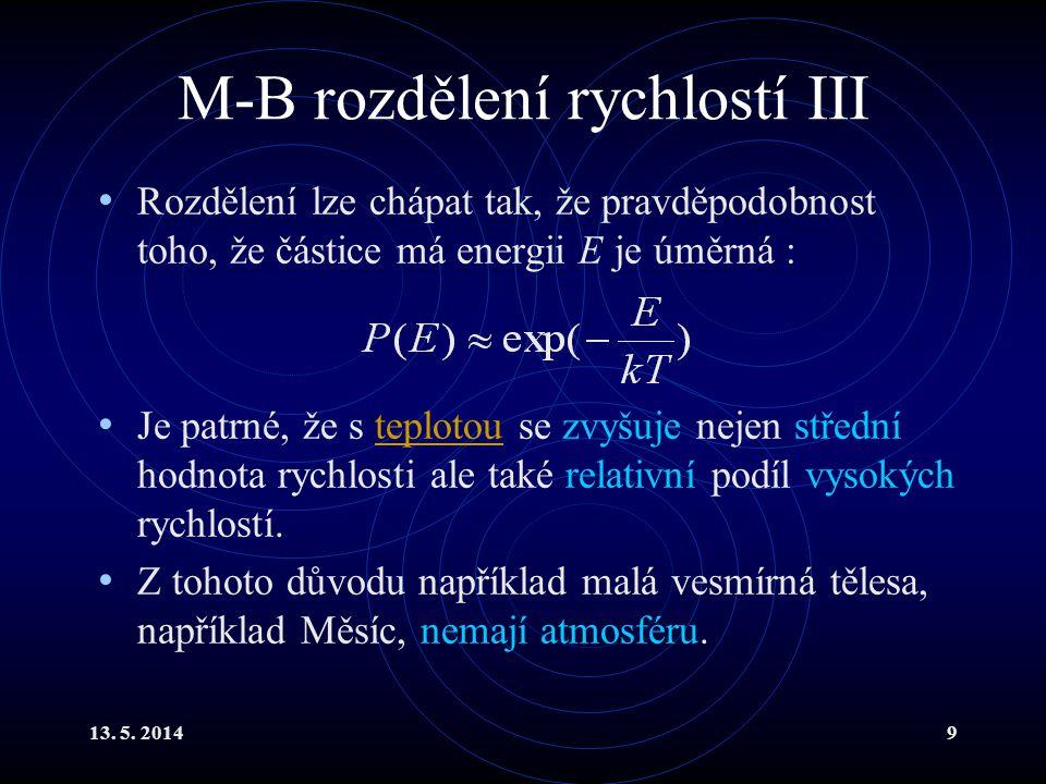 13.5. 201410 Úvod do termodynamiky I Termodynamika se zabývá přeměnou tepla na jiné formy energie.