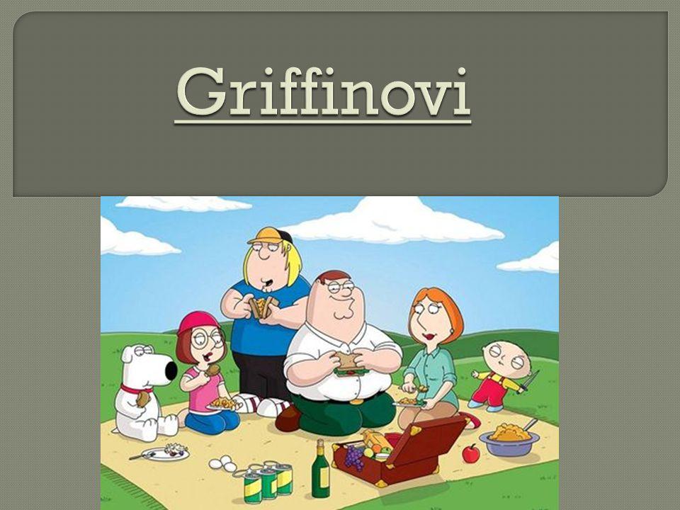 Peter Griffin ja zhruba č ty ř iceti letý mu ž.Pracuje jako d ě lník v továrn ě na hra č ky.