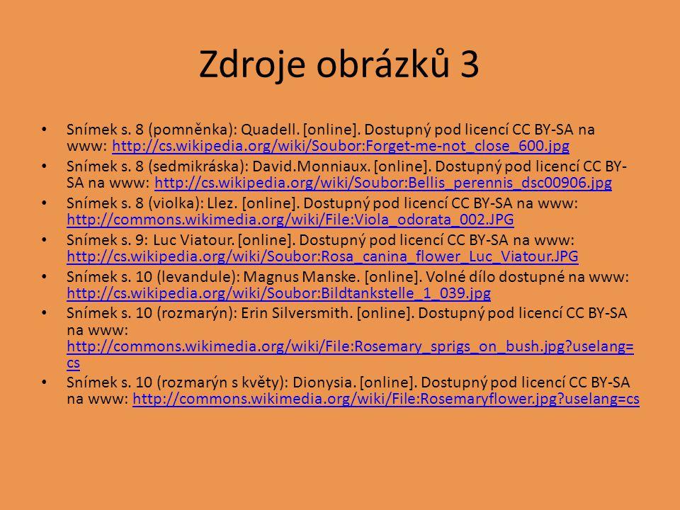 Zdroje obrázků 4 Snímek s.11: Jitka. [online].