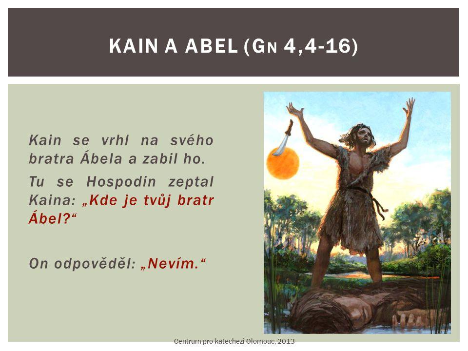 Dvakrát bible říká, že Henoch chodí s Bohem.