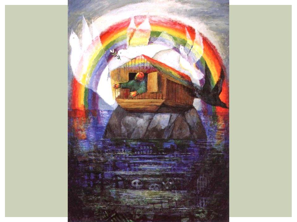  Noemovo srdce je spravedlivé a bezúhonné.Bůh mu žehná a skrze něho žehná celému stvoření.