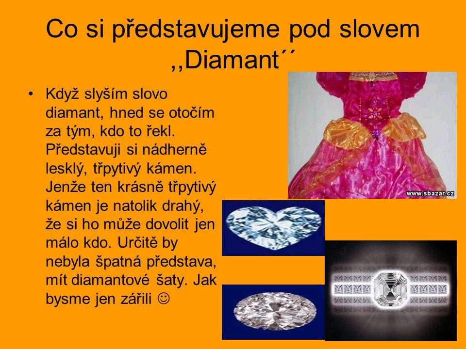Co je diamant .