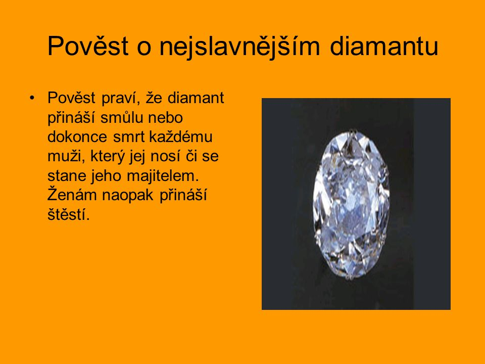 Další diamanty