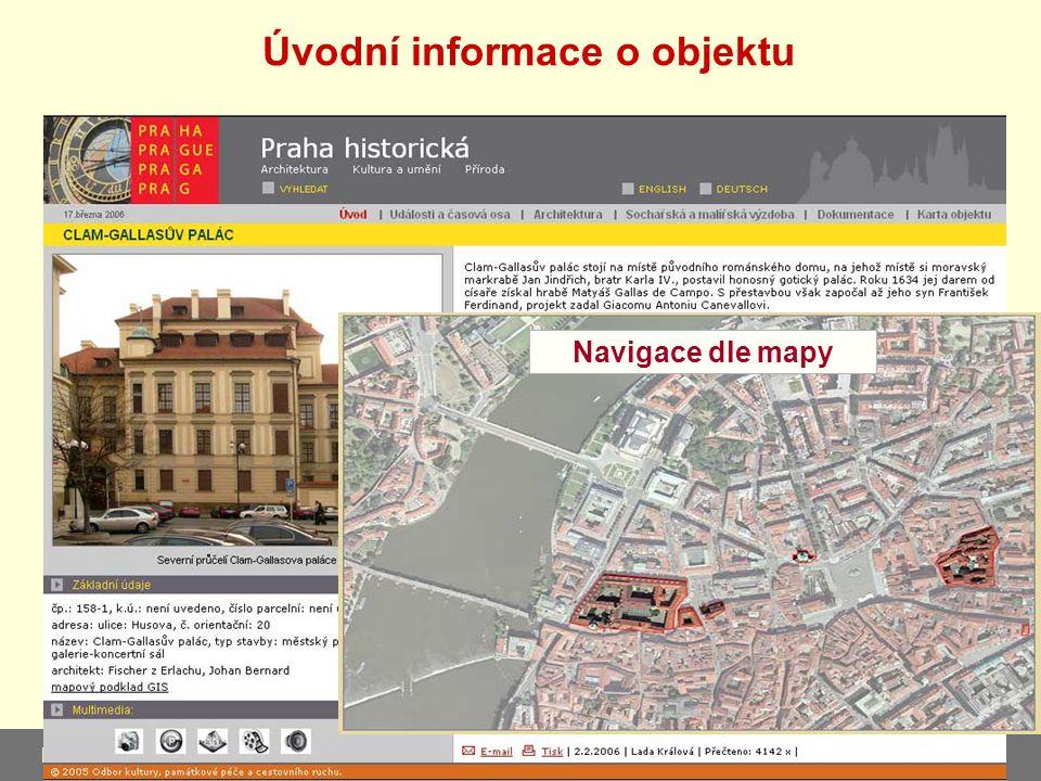 3.4.2006 12 Portál - kultura a historie Prahy Vnější i vnitřní podoba objektu