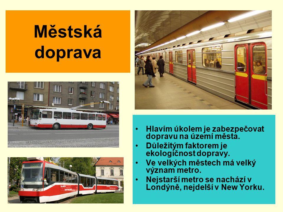 Doprava elektrické energie Zvláštní typ dopravy, důležitý pro hospodářský rozvoj.