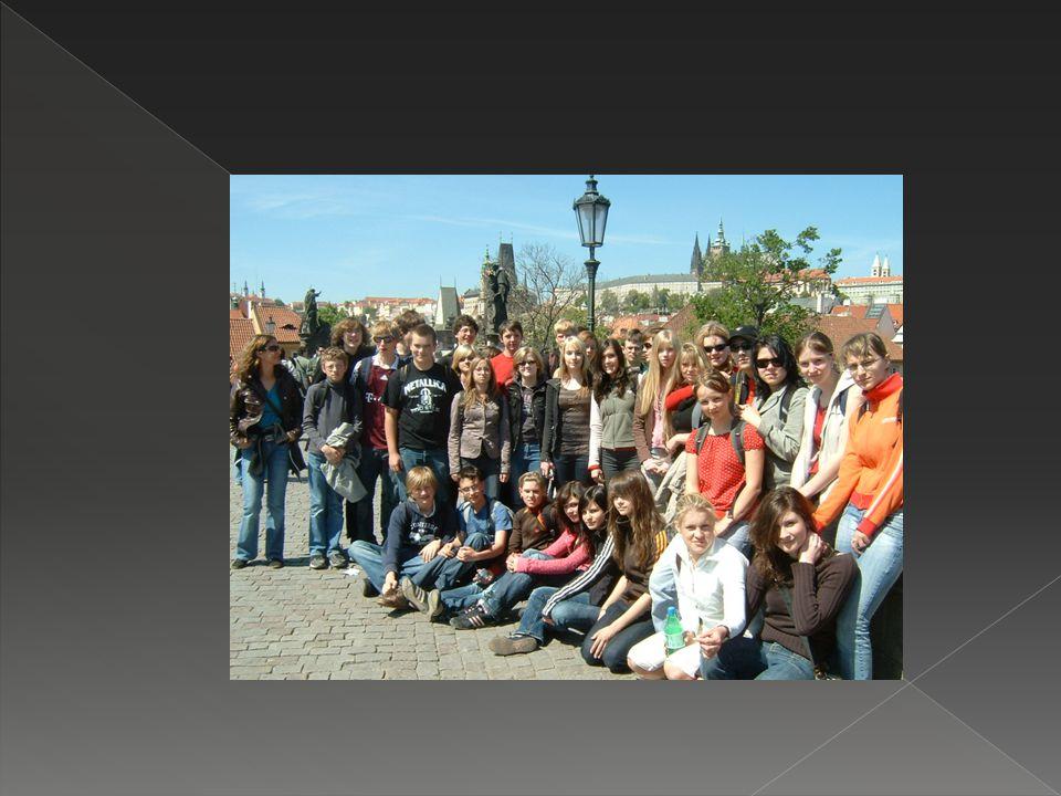  Vytvářeli jsme prezentace, které se týkaly Česka a Německa
