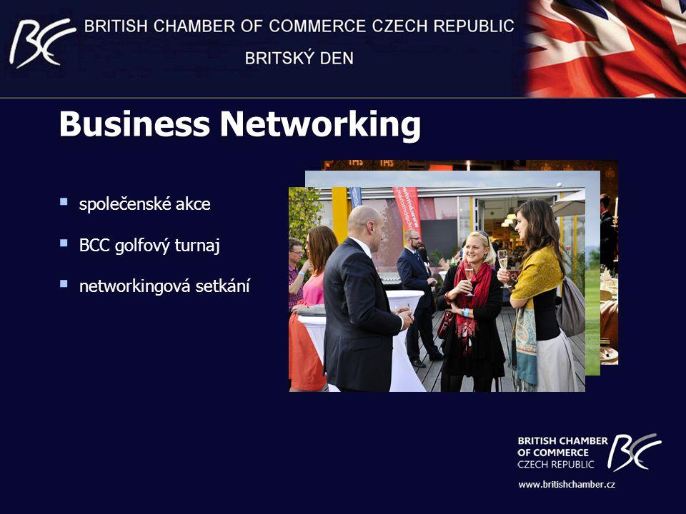  Breakfast briefings  Semináře  Regionální Britské dny www.britishchamber.cz Vzdělávání & Inovace