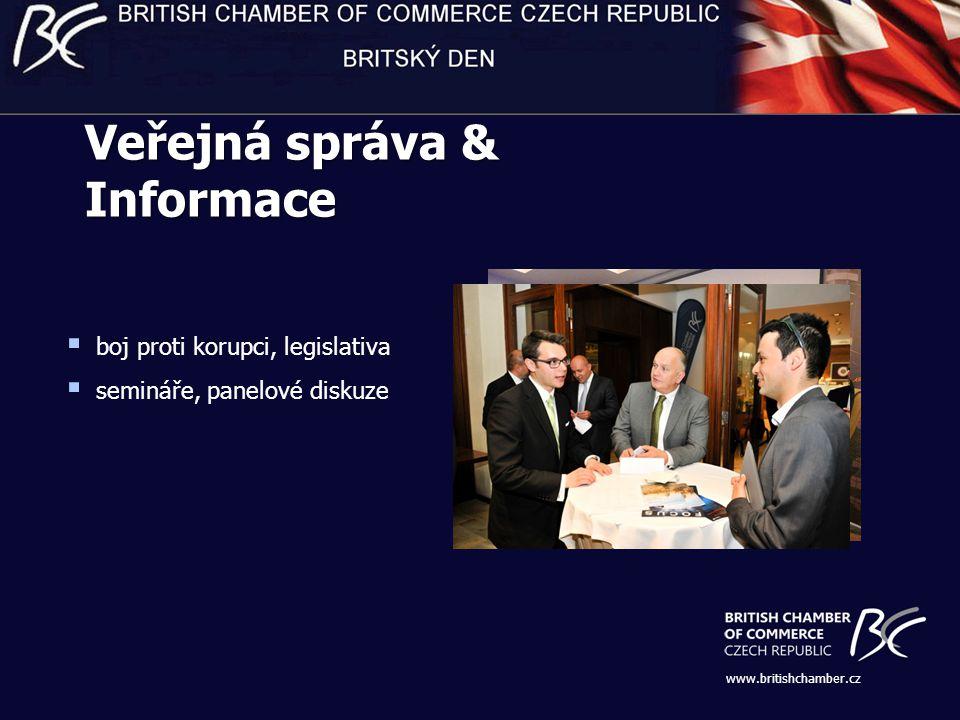  Equilibrium – mentoring  Charitativní akce  Dobrovolnický program CSR & Diverzita www.britishchamber.cz