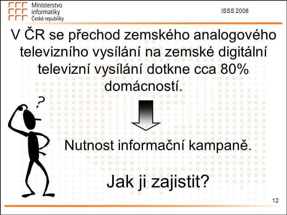 ISSS 2006 13 Informační kampaň 1.