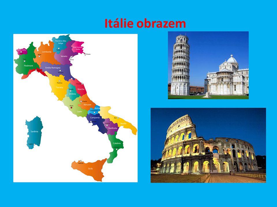 Otázky a úkoly : 1.Kolik obyvatel má hlavní město Itálie.