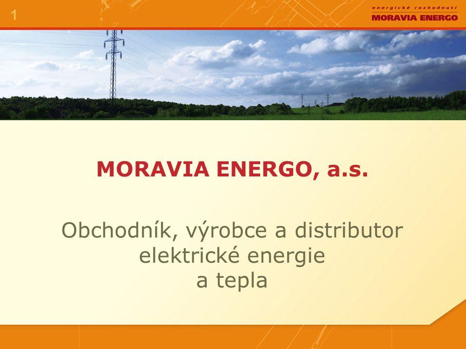 ›Obchod s elektrickou energií od roku 2000 ›Dodávky elektřiny pro oprávněné zákazníky ve více než 700 odběrných místech ›Distribuce 500 tis.