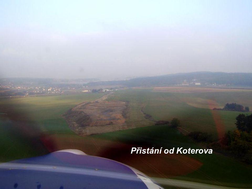 Přistání od Koterova