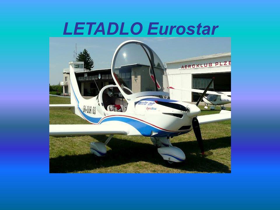 LETADLO Eurostar