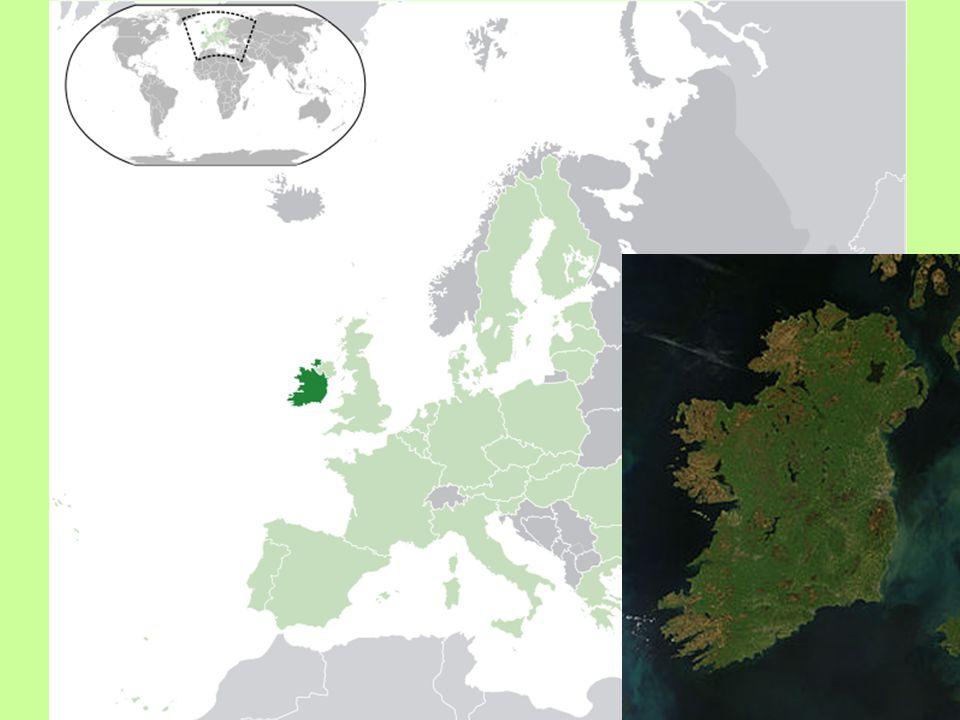 Dublin je hlavní a největší město Irska