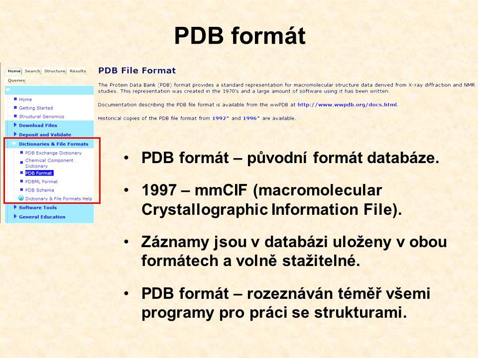 PDB formát Abrin