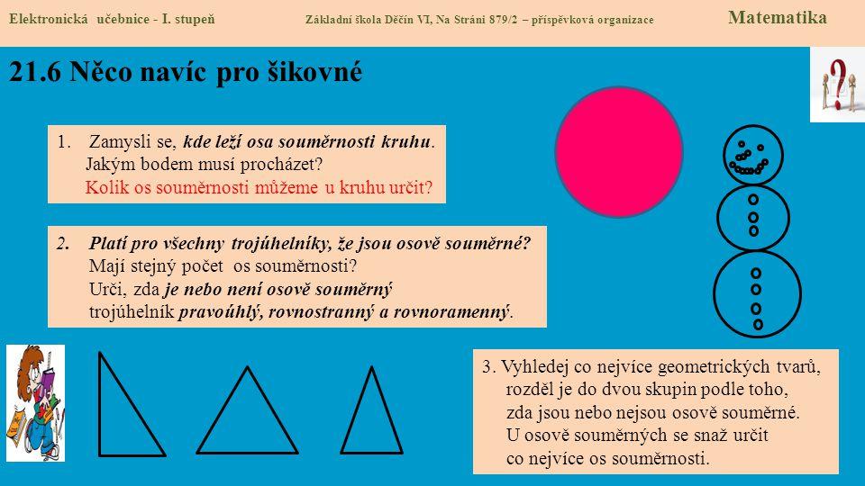 21.7 Symmetry Elektronická učebnice - I.