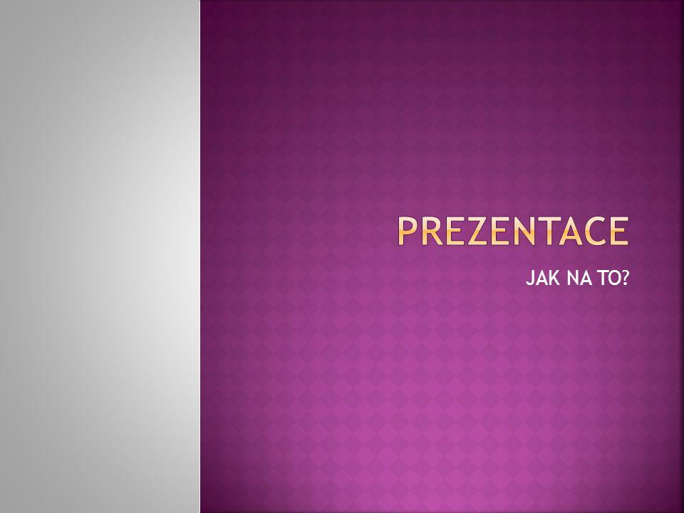  Program sady Microsoft Office  Přípona souboru:.ppt/.pptx  Nástroj pro tvorbu: prezentací plakátů (posterů)