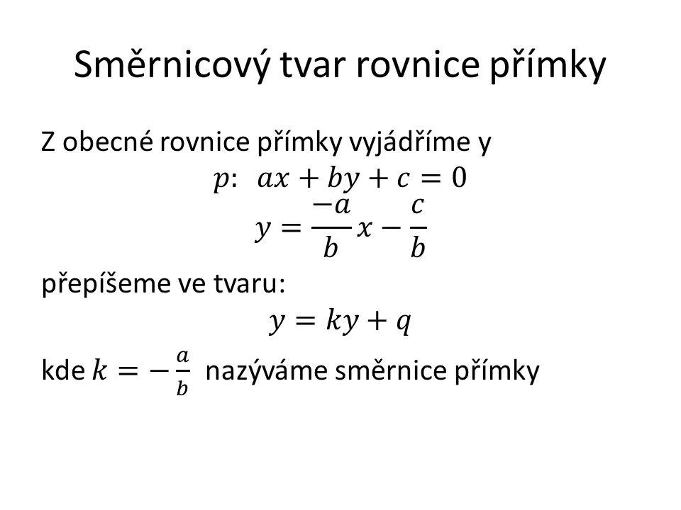 Směrnice