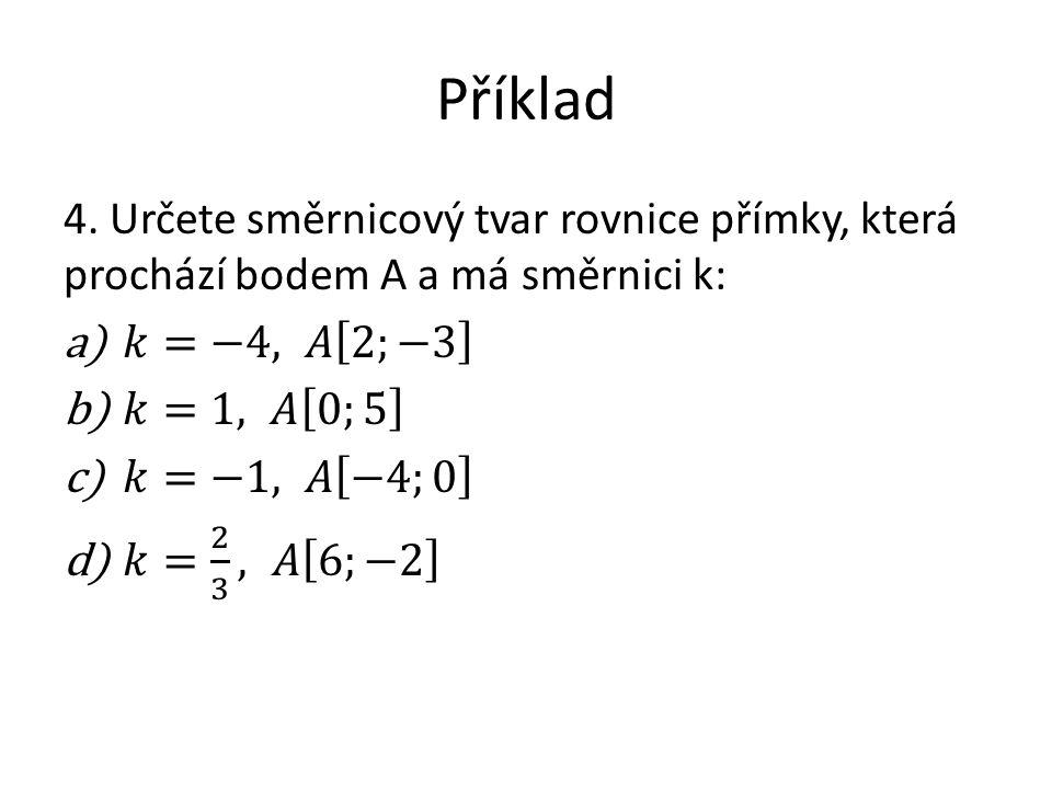 Zdroje KOČANDRLE, Milan, BOČEK, Leo.Matematika pro gymnázia.