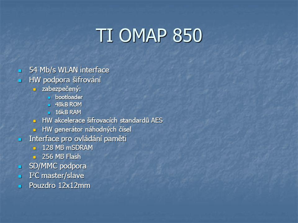 TI OMAP 850
