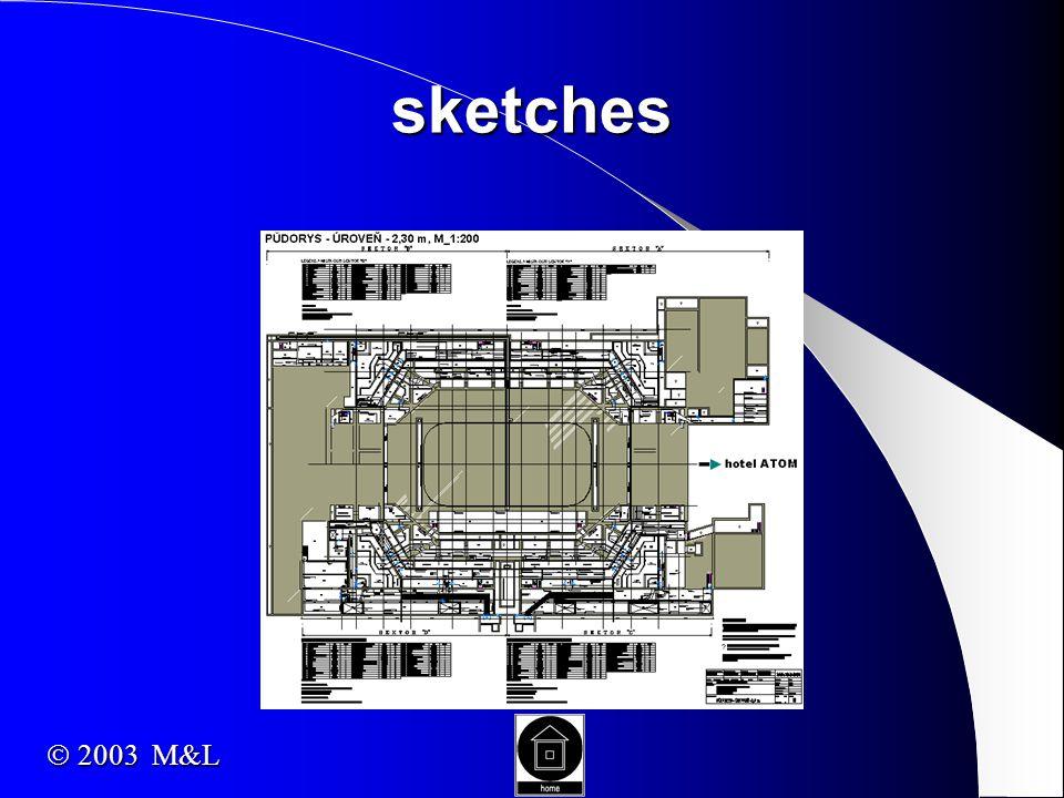 design details of  2003 M&L